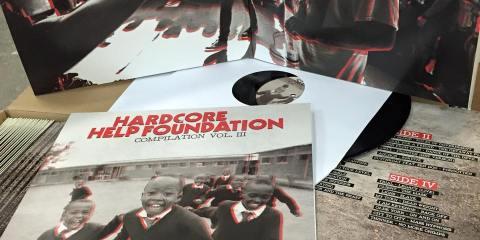 Hardcore Help Foundation Compilation 3