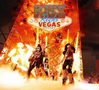 Kiss Rocks Vegas German DVD+CD  cover
