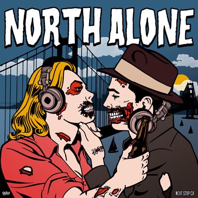 North Alone - Next stop CA