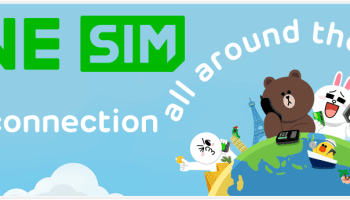 LINE SIM - Your Connection all around the World