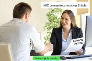 KFZ-Leasen trotz negativer Schufa