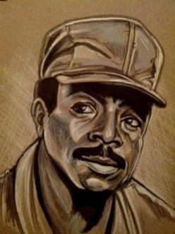 {carl weathers} day 14