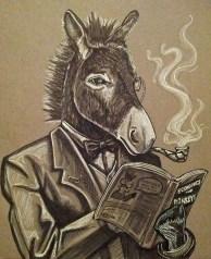 {economics donkey} day 21