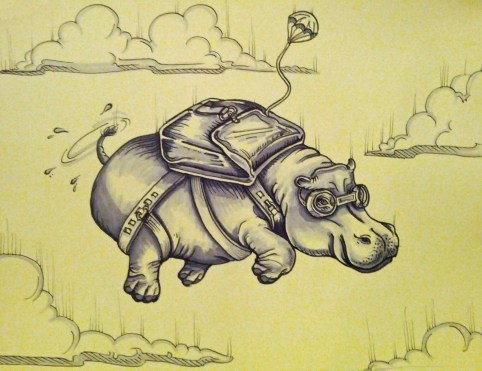{hippo} day 48