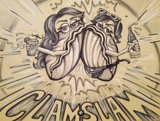 {clam slam} day 85