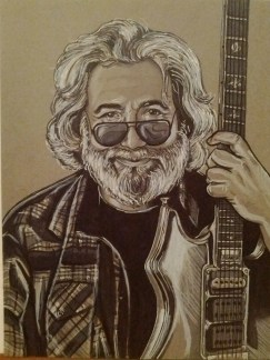 {jerry garcia} day 128