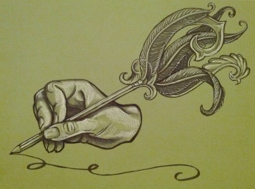 {drawing hand} day 142