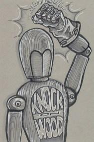 08 - Knock On Wood