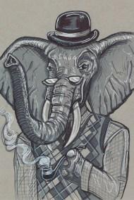 10 - Elephant