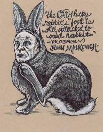4 - Lucky Rabbits Foot
