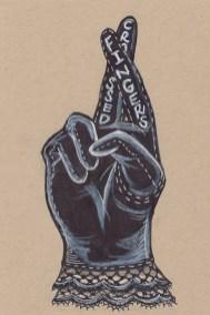 28 - Fingers Crossed