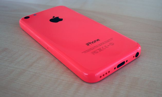 IPhone 5C Test Als Polycarbonat Gehause Quelle Connectde