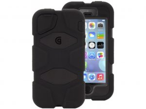 Griffin Survivor All-Terrain Case Apple iPhone 6 6S schwarz