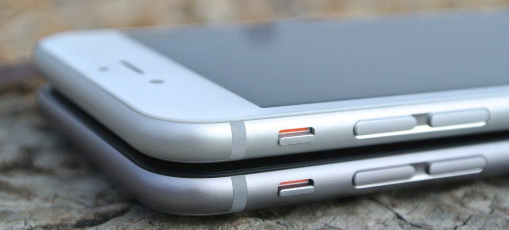 iPhone 6 Benagte 2.0 - Displayschaden