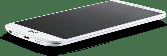 LG G2 white Quelle: lg.com
