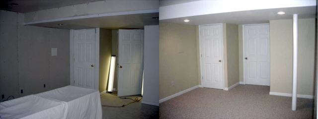 DIY Basement Finishing Is My Basement Ready Home Improvement - Diy basement remodel
