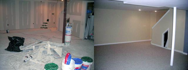 DIY Basement Finishing Yes Or No Free Home Improvement Free Home Improve