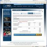 CarMD Sample report page