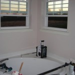 Painted Master Bath