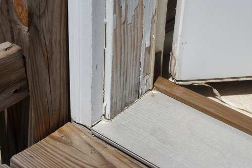 Preventing Wood Rot On Door Jambs And Deck Posts Home