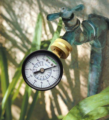 House Water Pressure Gauge