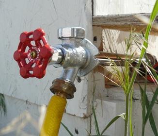 Outdoor Water Valve