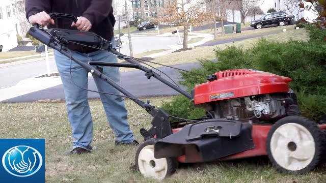 Mower Starting Tips | Home Improvement Mower Starting Tips | Home
