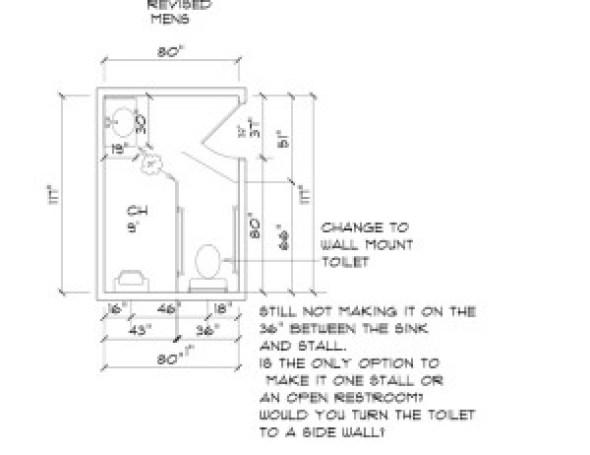 Ada Regulations for Handicap Bathrooms
