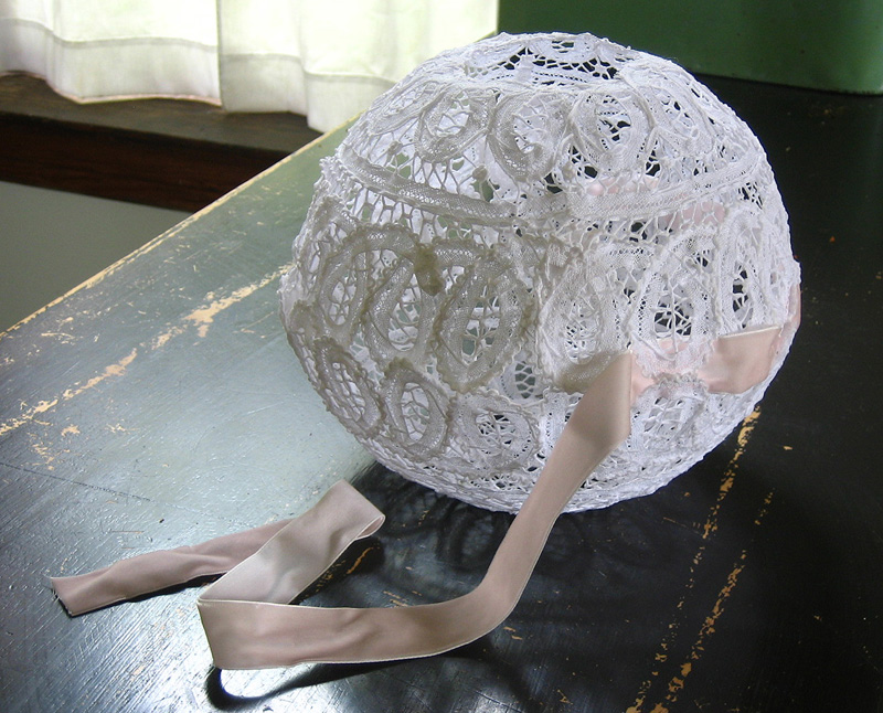 How to Starch Doilies