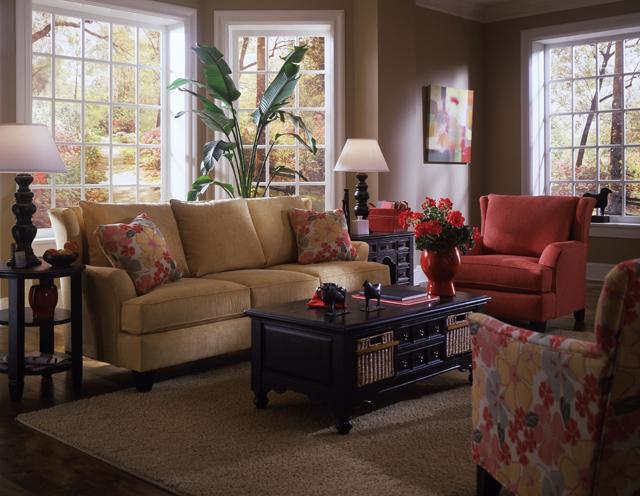 clayton marcus sofa lot 6 upholstered like new