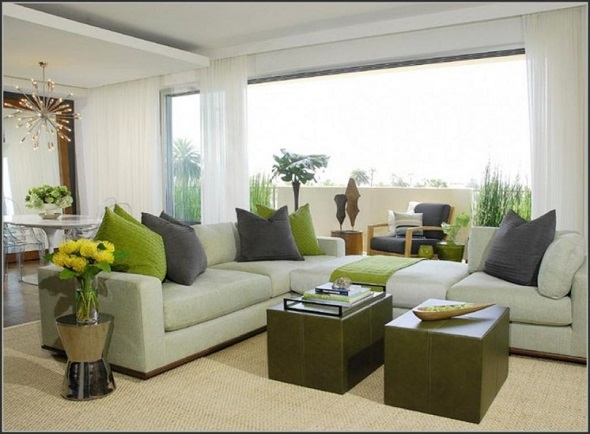 Living Room Furniture Arrangements Examples
