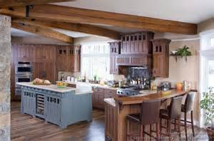 Arts and Crafts Mission and Shaker Style Kitchens