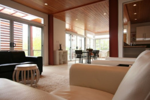 What is the difference between a family room and a living room.