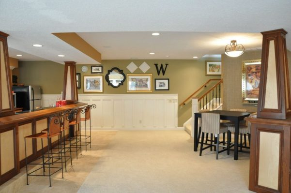 Basement Color Scheme Great Colors for Basements