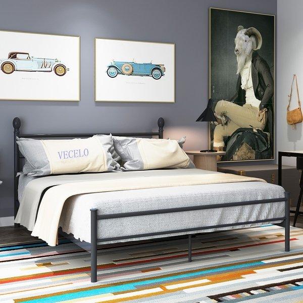 Metal Beds Overstock