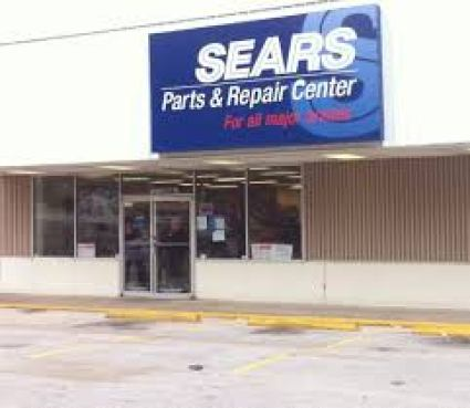 Sears Parts and Repair center