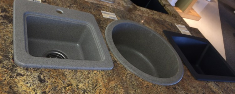Different Types of Sinks:  Bar Sinks