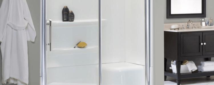 What shower door is best?