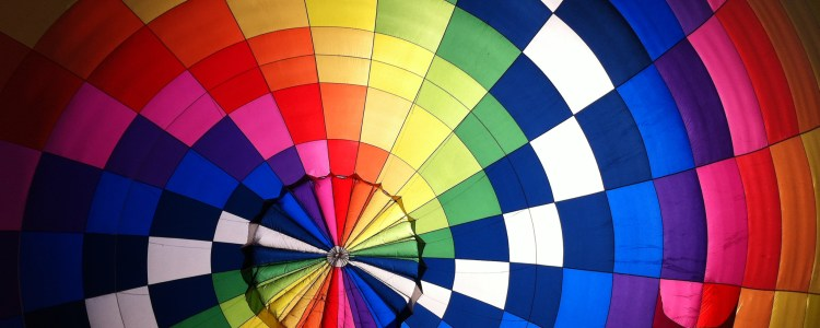 The Colorful Benefits of Chromatherapy