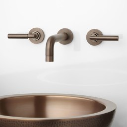 Wall-Mounted Faucet