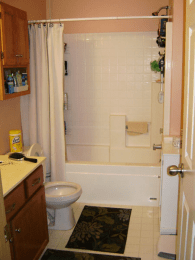 bathroom remodeling, repair