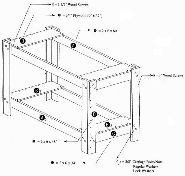 bunkbed construction plans this bunk bed is specifically designed to