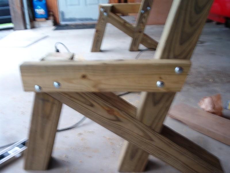 PDF Plans 24 Sitting Bench Download Metal Workshop