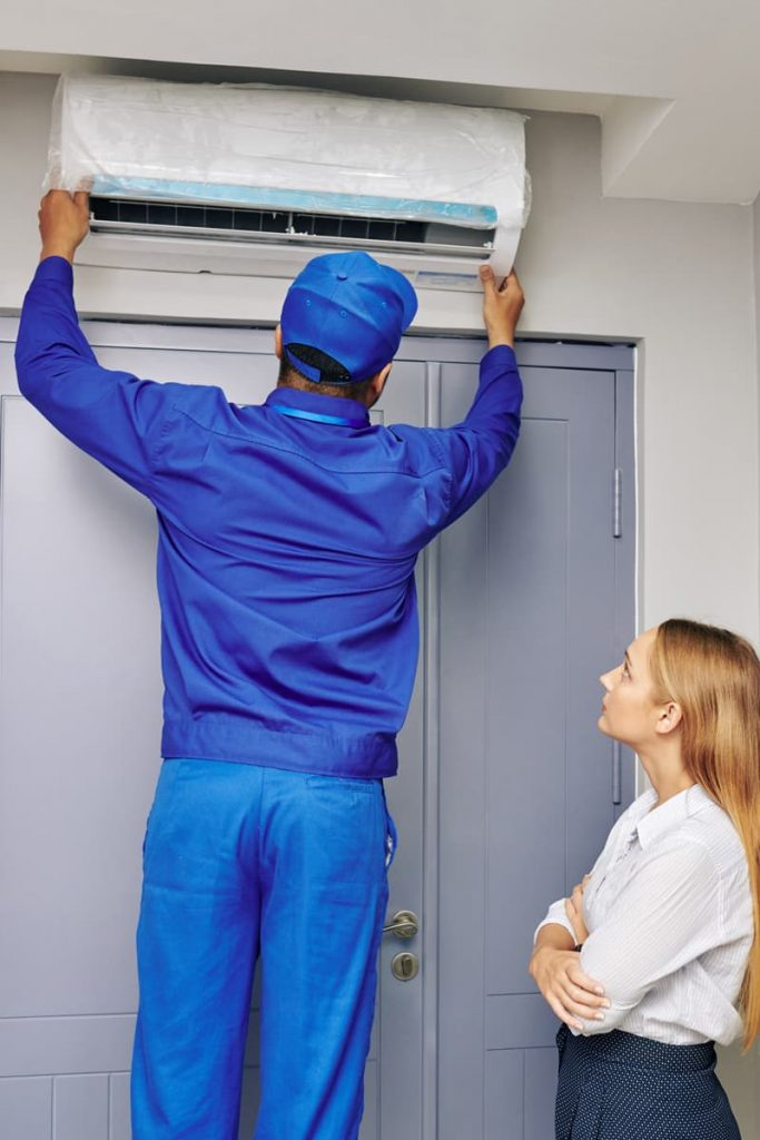 Air Conditioning Services in Springs