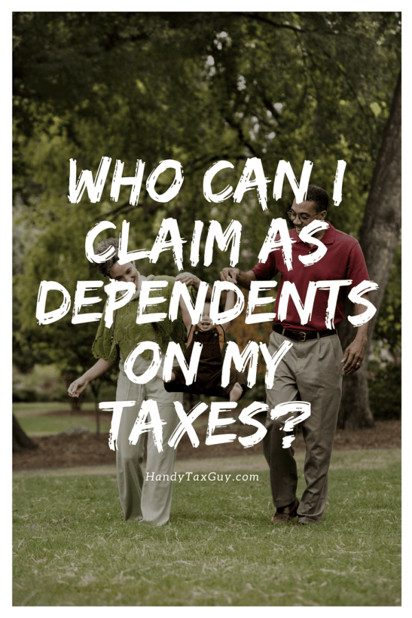 Learn how to claim a dependent on your taxes.