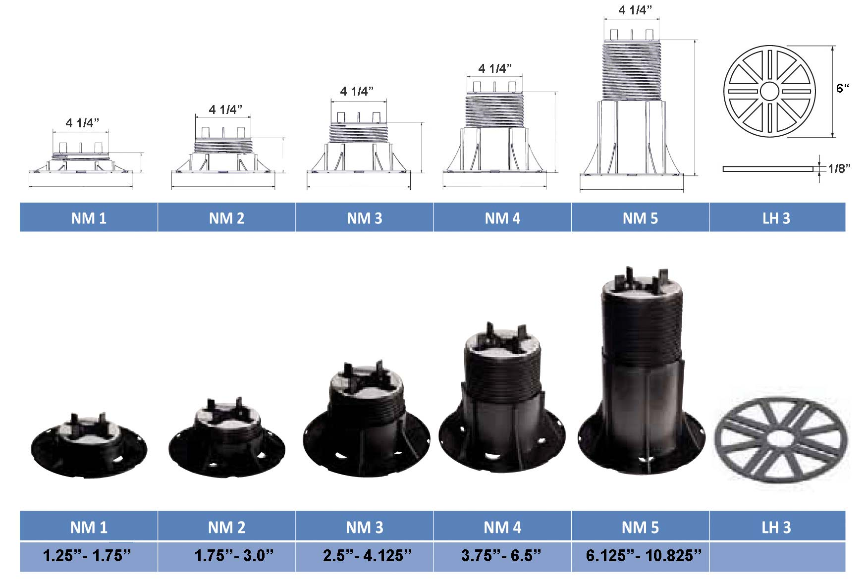 Roof Paver Pedestals Amp Paver Support System Sc 1 St The