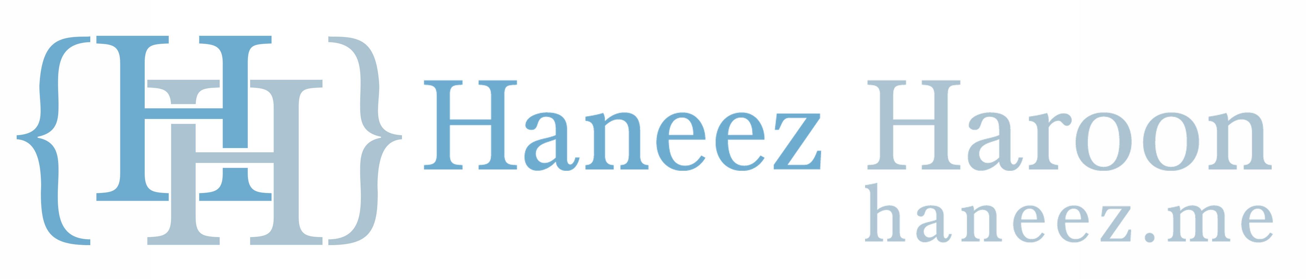 Haneez Haroon