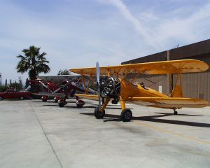 Hartley's Stearmans