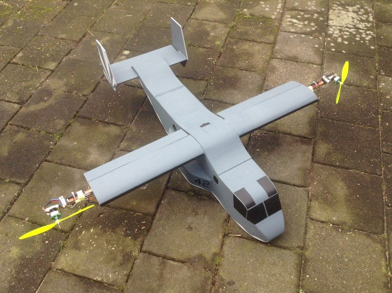 Cool The V 22 Osprey Vtol V2 Now With Plans Updated With Footage Wiring Cloud Hisonuggs Outletorg
