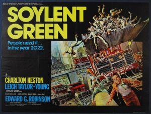 Bilimkurgu / Soylent Green / 1973 / Richard Flesicher